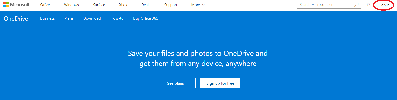 onedrive_sign_in_screen