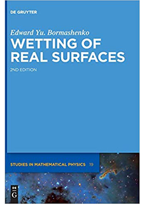 Wetting of real surfaces, 2nd ed