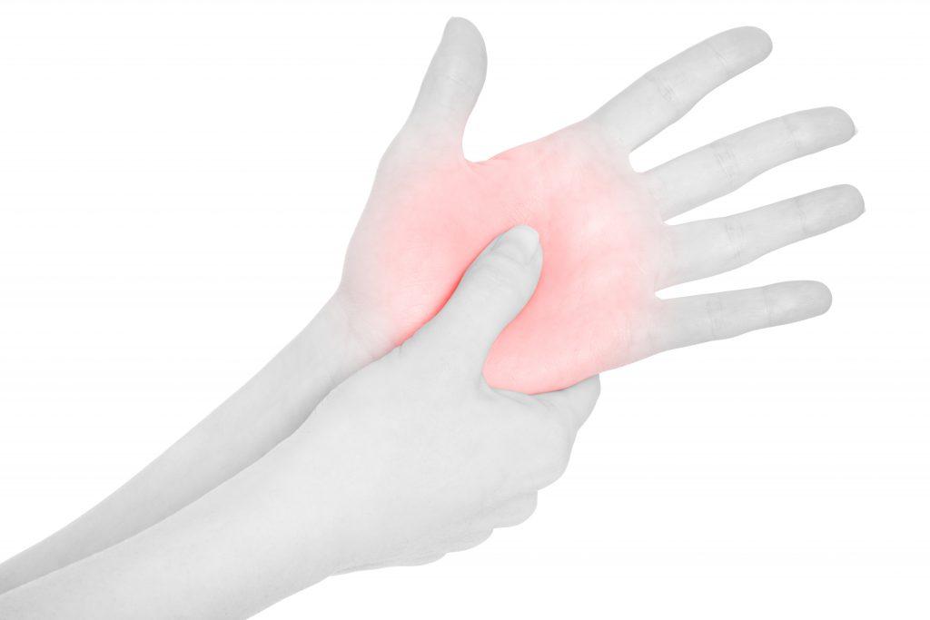 יד כואבת