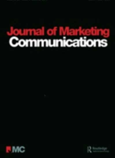 joumal of marketing communications