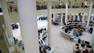 ספריית אוניברסיטת אריאל