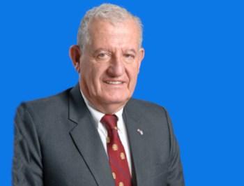 פרופ' יהודה דנון נשיא האוניברסיטה