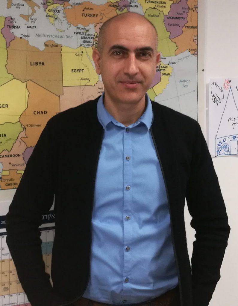 Prof. Ronen A. Cohen